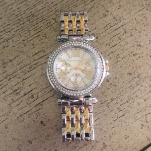 Saks Fifth Ave fashion watch